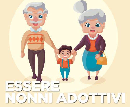 Essere nonni adottivi